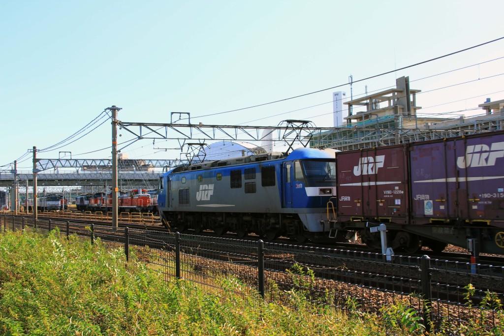EF210形電気機関車