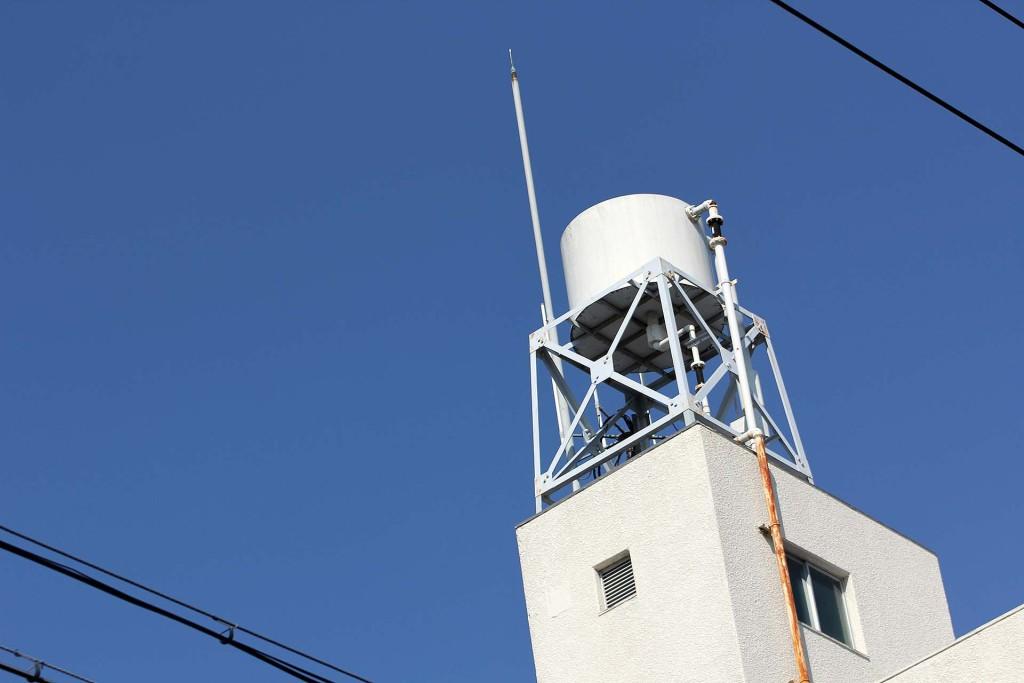 高架水槽マニア